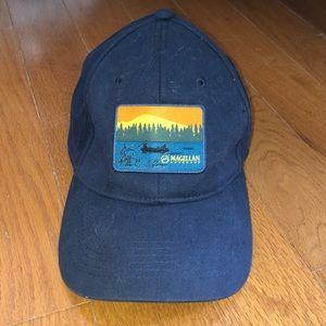 Magellan navy blue hat